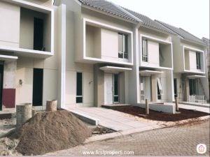 Rumah Carrillo Residence BSD progress