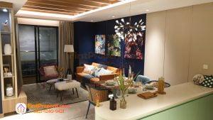 EleVee Apartemen Show Unit tipe 109