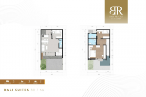 Promo Bali Resort Extension tipe 6 layout