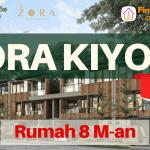 Zora BSD Kiyomi Segera Launching