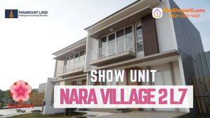 Nara Village SHOW UNIT TIPE 7