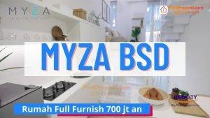 Myza BSD segera launching