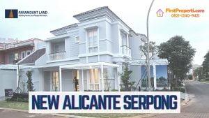 New Alicante Serpong