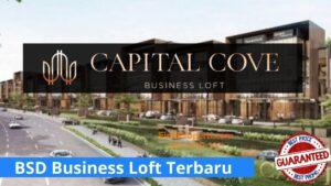 Capital Cove Business Loft BSD