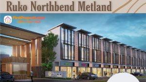 Ruko Northbend Metland