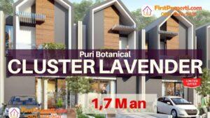 Puri Botanical Cluster Lavender Segera launching