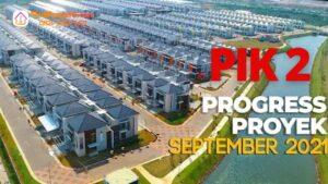 PIK 2 Progress September 2021